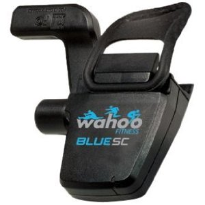 Wahoo Fitness Blue SC Cycling Speed and Cadence Sensor