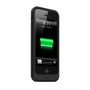 Mophie Juice Pack Air Batterie Chargeur Pour iPhone 5 - Noir