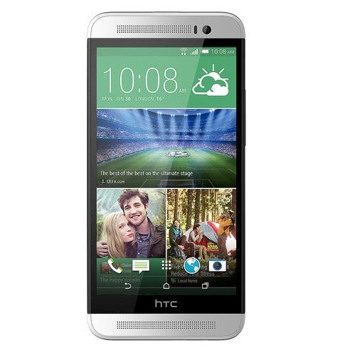 HTC One E8 16Go 4G LTE Désimlocké - Argent