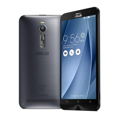Asus Zenfone 2 ZE551ML Quad Core 2.3G/4G RAM/64Go Dual Sim 4G Désimlocké - Argent