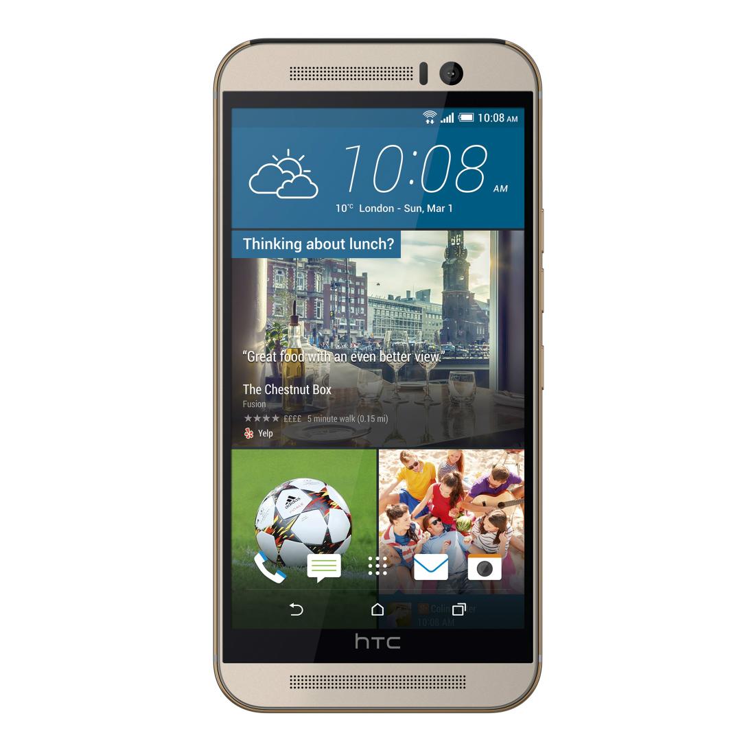 HTC One M9 32Go 4G Désimlocké - Argent