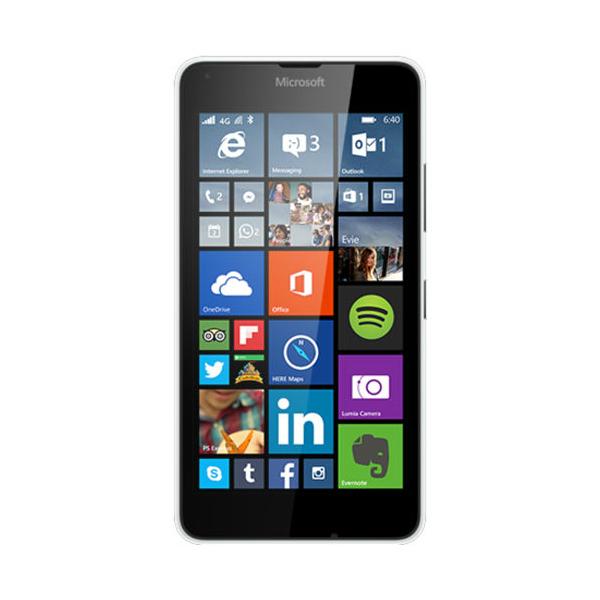 Microsoft Lumia 640 4G 8Go Dual SIM Désimlocké - Blanc