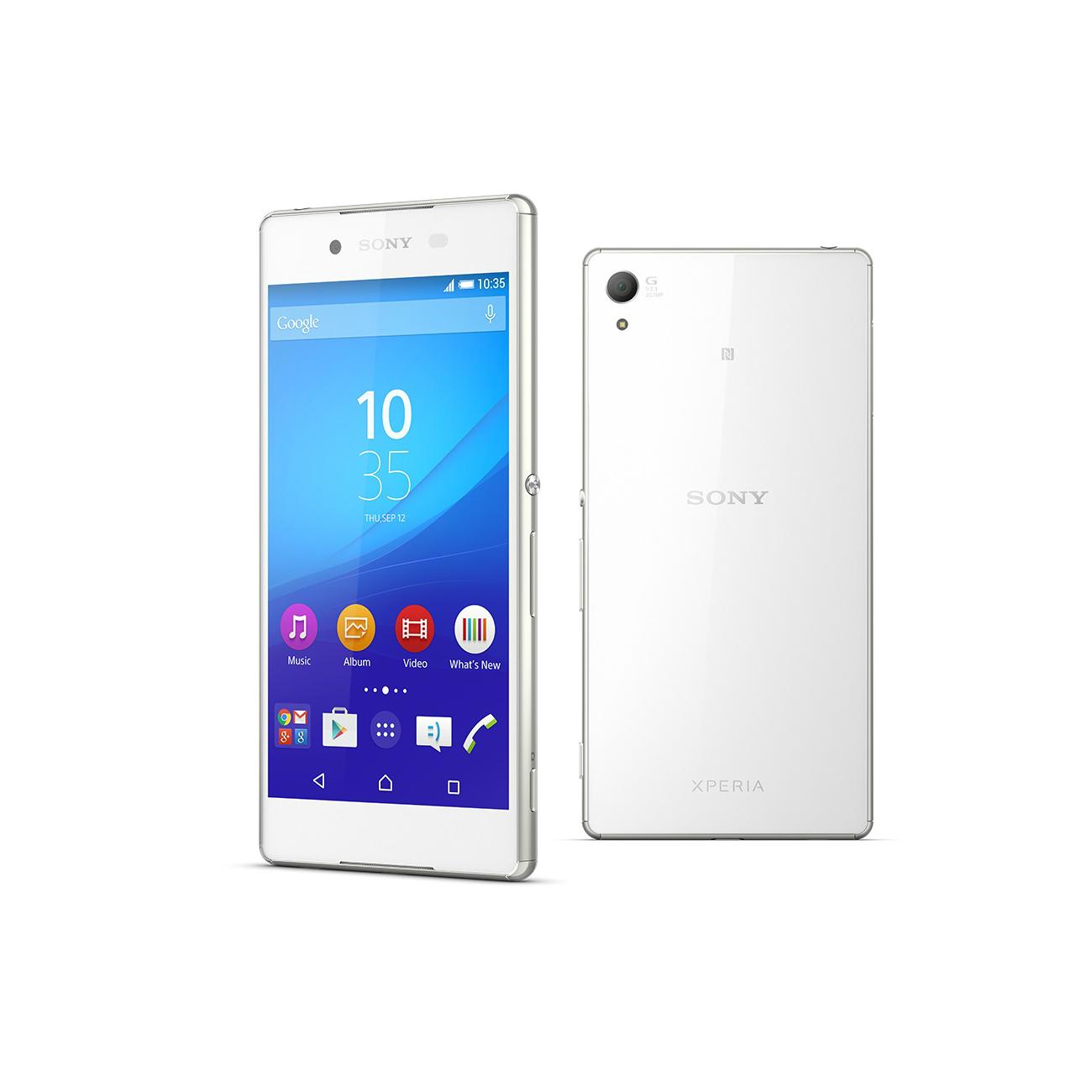 Sony Xperia Z3+ E6533 4G 32Go Dual Sim Désimlocké - Blanc