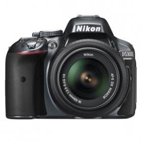 Nikon D5300 24.2 MP Digital SLR Camera Kit
