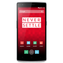 OnePlus One 64GB SIM FREE/ UNLOCKED - Sandstone Black (CyanogenMod Version)