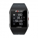 Polar V800 GPS Watch With Heart Rate Monitor (HRM) - Black/Grey