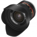 Samyang 12mm F2.0 NCS CS Lens for Fujifilm X-Mount - Black
