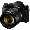Fujifilm X-T1 Digital Mirrorless Cameras with 18-135mm f/3.5-5.6 R LM OIS WR Lens - Black