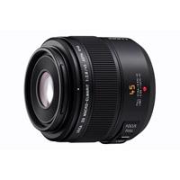 Panasonic H-ES045 Leica DG Macro-Elmarit 45mm f/2.8 ASPH MEGA O.I.S. Lenses